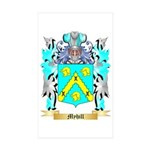 Myhill Sticker (Rectangle 10 pk)