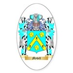 Myhill Sticker (Oval)
