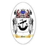 Myer Sticker (Oval 50 pk)