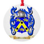 Muzzullo Round Ornament