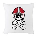 Lil' Spike CUSTOMIZED Woven Throw Pillow
