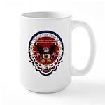 President Trump 15 oz Ceramic Large Mug