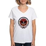 President Trump Women's V-Neck T-Shirt