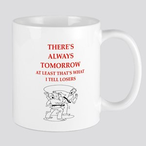 martiel arts joke Mugs