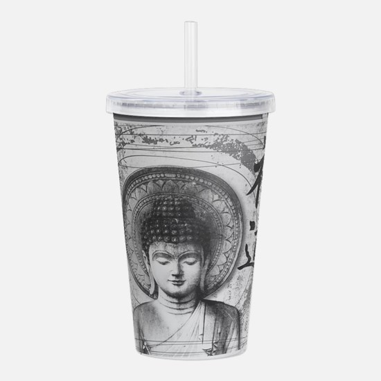 Enlightened Acrylic Double-wall Tumbler