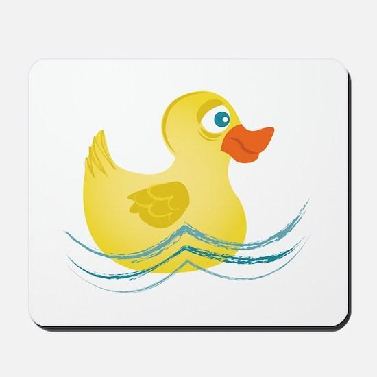 Yellow Duck Mousepad
