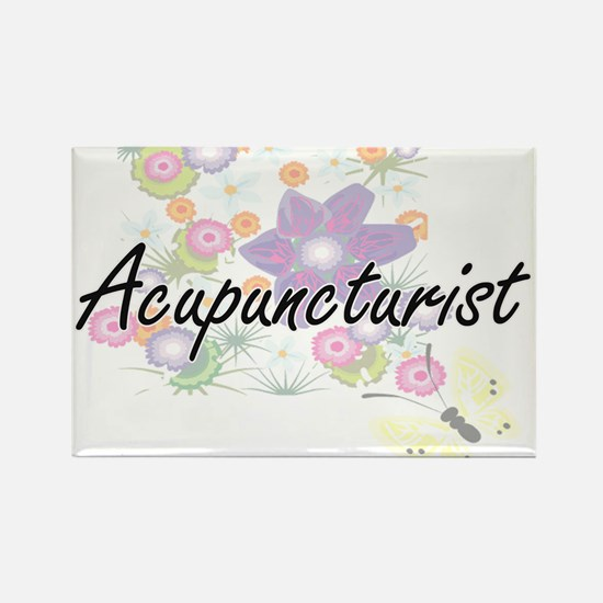 Acupuncturist Artistic Job Design with Flo Magnets