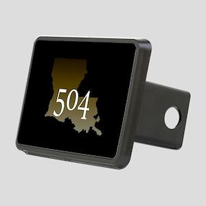 NOLA 504 Louisiana Rectangular Hitch Cover
