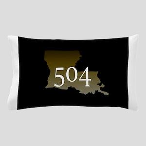 NOLA 504 Louisiana Pillow Case