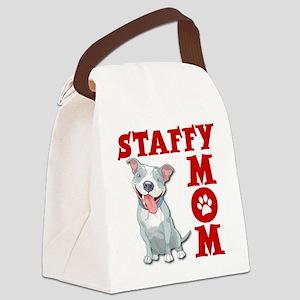 STAFFY MOM Canvas Lunch Bag