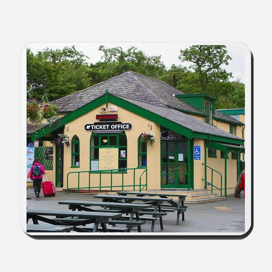 Snowdon Mountain Railway Station, Llanbe Mousepad
