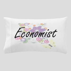 Economist Artistic Job Design with Flo Pillow Case