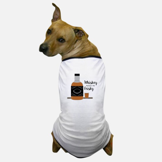 Frisky Whiskey Dog T-Shirt