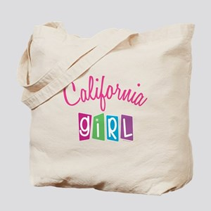 CALIFORNIA GIRL! Tote Bag