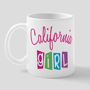 CALIFORNIA GIRL! Mug