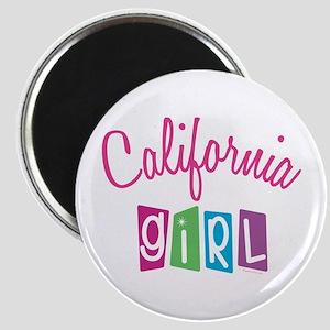"""CALIFORNIA GIRL! 2.25"""" Magnet (10 pack)"""