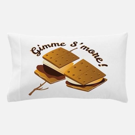 Gimme Smore Pillow Case