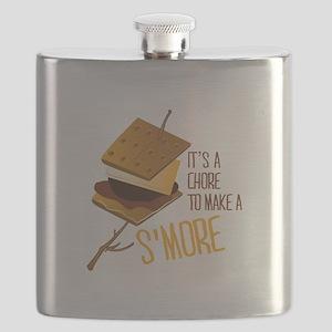 Make A Smore Flask