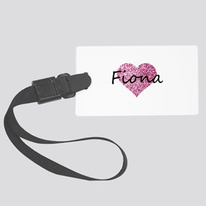 Fiona Large Luggage Tag