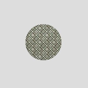 BOHEMIAN TILE Mini Button