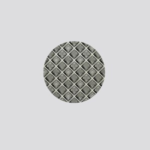 BOHEMIAN TILE Mini Button