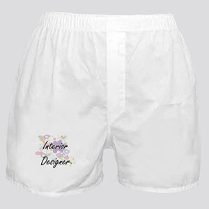 Interior Designer Artistic Job Design Boxer Shorts