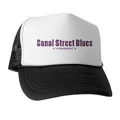Canal Street Blues Trucker Hat