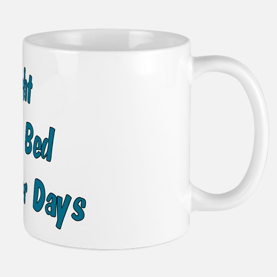 Good In Bed Mug