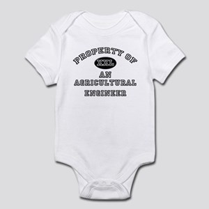 Property of an Agricultural Engineer Infant Bodysu