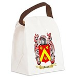 Muzaev Canvas Lunch Bag