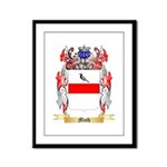 Muth Framed Panel Print