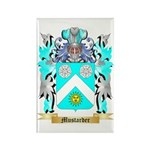 Mustarder Rectangle Magnet (10 pack)