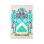 Mustarder Rectangle Magnet (100 pack)