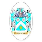 Mustarder Sticker (Oval 50 pk)