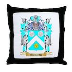 Mustarder Throw Pillow