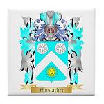 Mustarder Tile Coaster