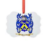 Mussotti Picture Ornament