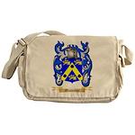 Mussolini Messenger Bag