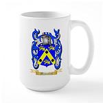 Mussolini Large Mug