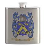 Mussolini Flask