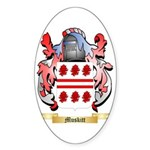 Muskitt Sticker (Oval)