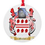 Mushet Round Ornament