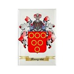 Musgrove Rectangle Magnet (100 pack)