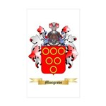 Musgrove Sticker (Rectangle 10 pk)