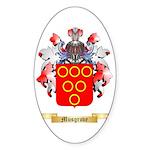 Musgrove Sticker (Oval)
