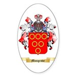 Musgrove Sticker (Oval 10 pk)