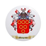 Musgrove Round Ornament