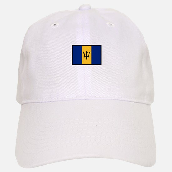 Flag Of Barbados Baseball Baseball Baseball Cap