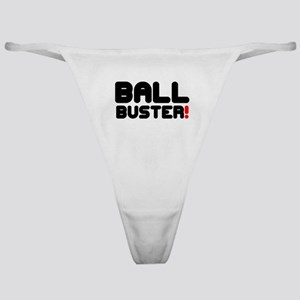 BALL BUSTER! Classic Thong