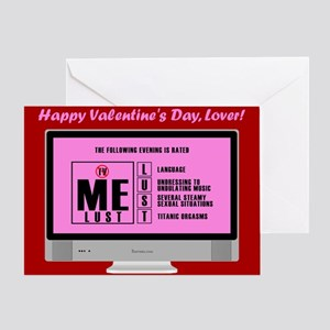 Bawtees Valentine Card Greeting Cards